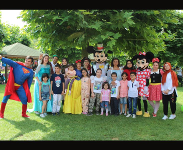 WE ORGANIZED OUR 2018 ALBA FAMILY PICNIC ON 1 JULY 2018 IN POLONEZKÖY